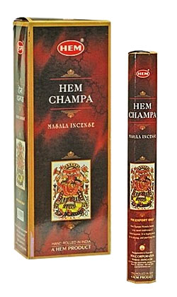 Champa Incense - 20 sticks